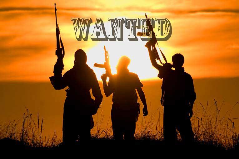 Daftar Teroris diburu dengan imbalan termahal