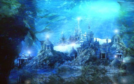 Misteri Kota Atlantis