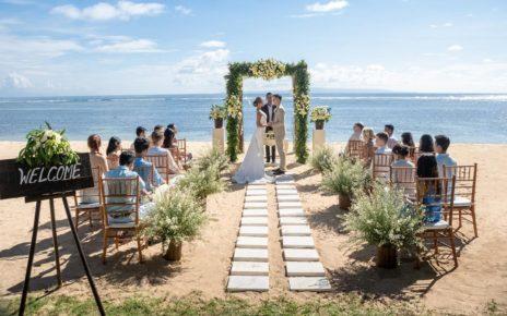 Tawaran Paket Pernikahan di Pesisir Cantik Nusa Dua Bali