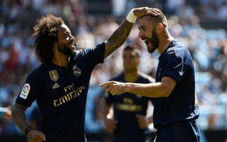 Benzema Pimpin Kemenangan Real Madrid di Pekan Perdana La Liga
