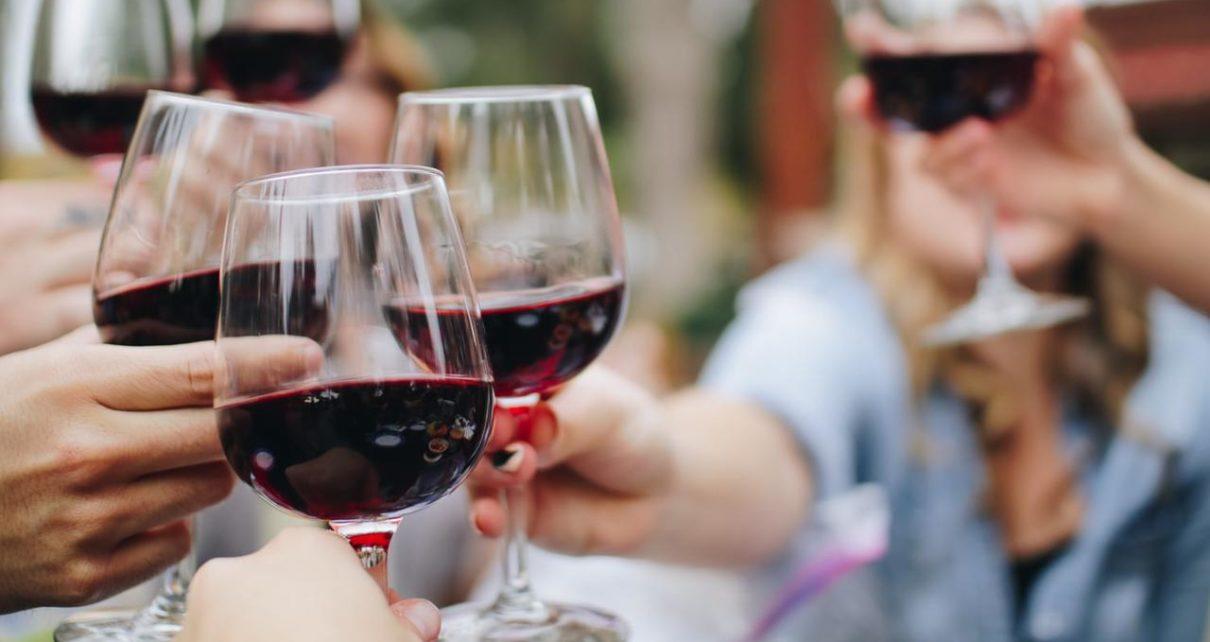 Anggur Merah Dapat Mengurangi Depresi dan Kecemasan