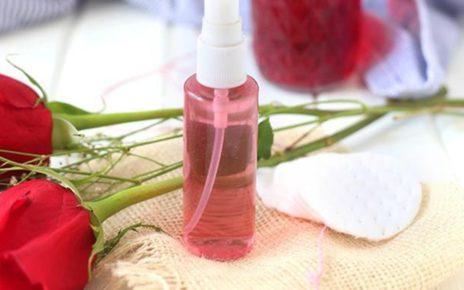 12 Manfaat Air Mawar bagi Kesehatan dan Kecantikan Wajah