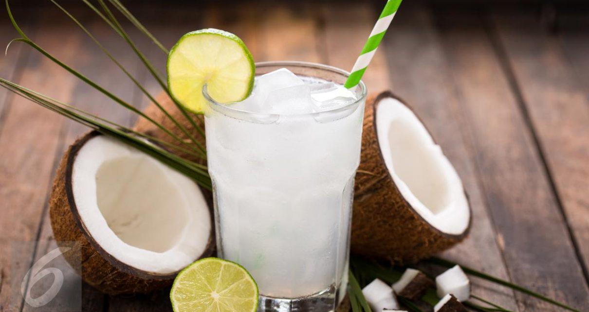 Manfaat Air Kelapa Untuk Metabolisme Tubuh