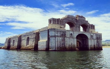 6 Bangunan Bersejarah Kembali Muncul dan Berdiri Kokoh Ini Bikin Takjub