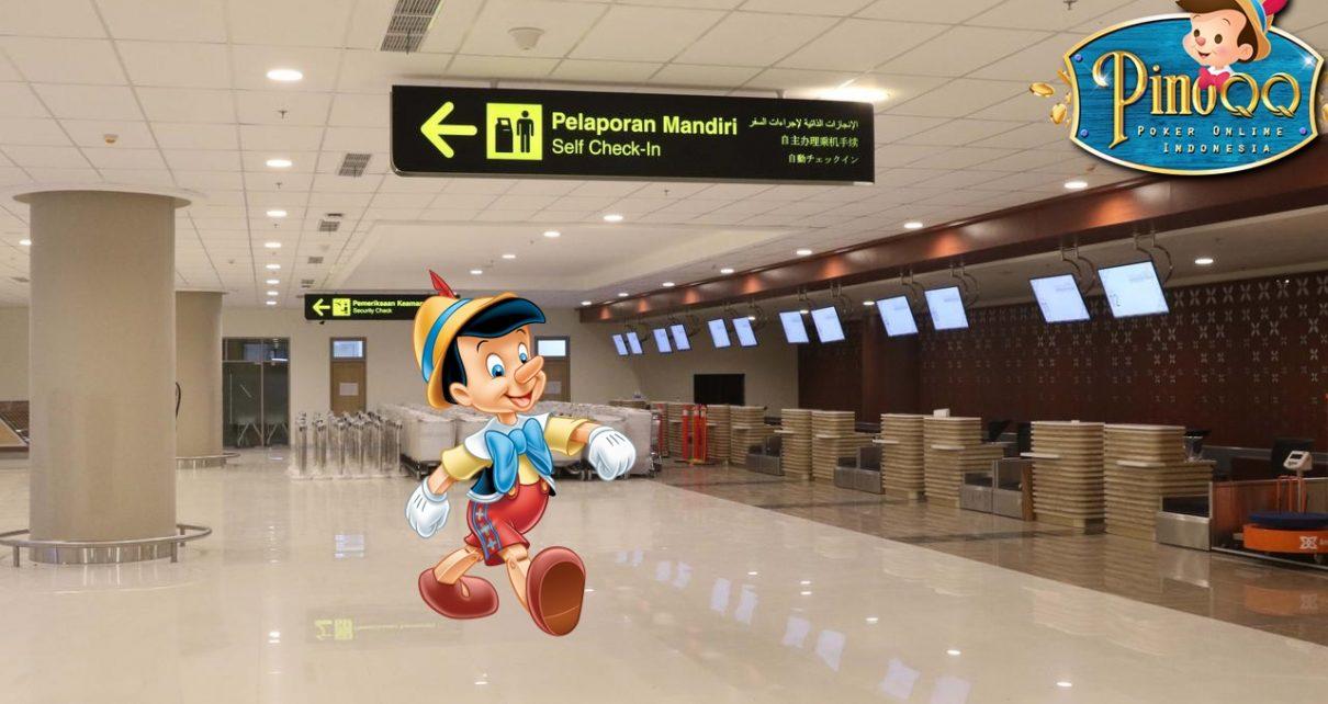 Layanan Tes GeNose C19 di Bandara Internasional